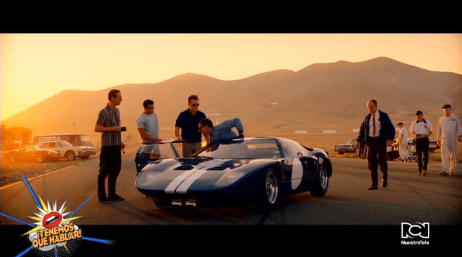 Formatos caseros de 'Ford V Ferrari' estarán disponibles desde el 11 de febrero