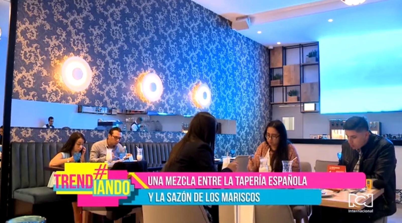 La comida española se toma el Parque de la 93 con La marisquería de Pesquera Jaramillo