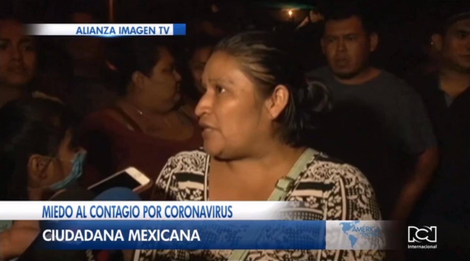 Presión de padres de familia obliga a poner en cuarentena a una maestra en México por coronavirus