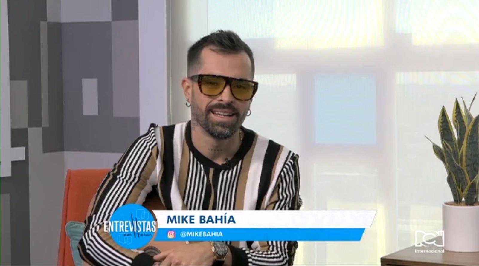 """""""Soy un tipo que nunca ha ido detrás del dinero y eso me ha llevado a cometer imprudencias"""": Mike Bahía"""