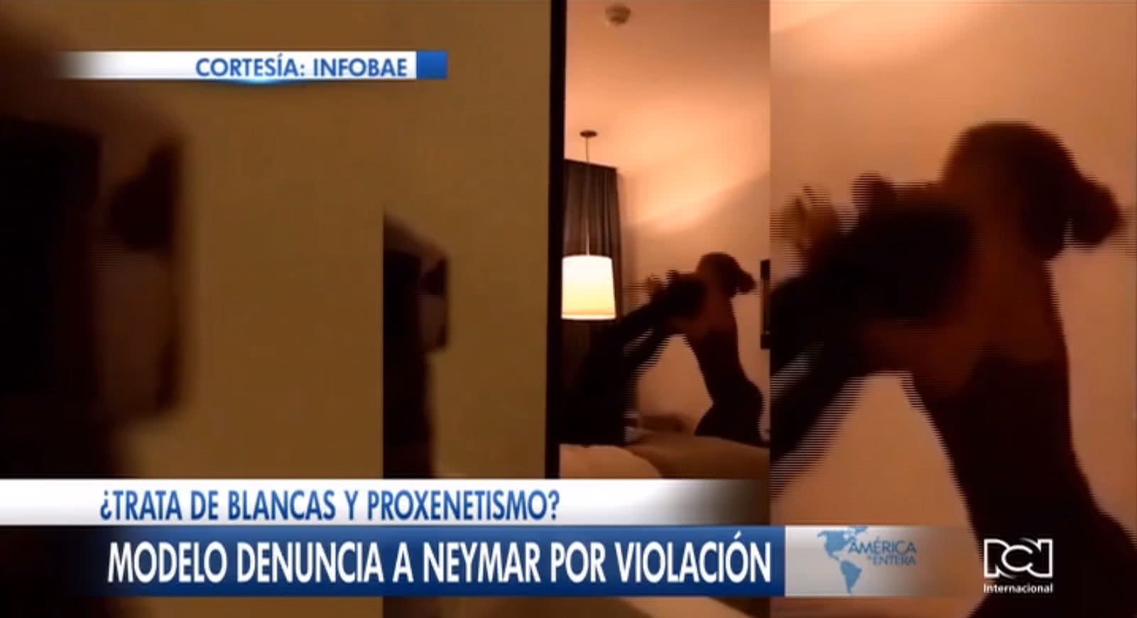 Modelo que denunció a Neymar por violación planea llevar el caso a Francia