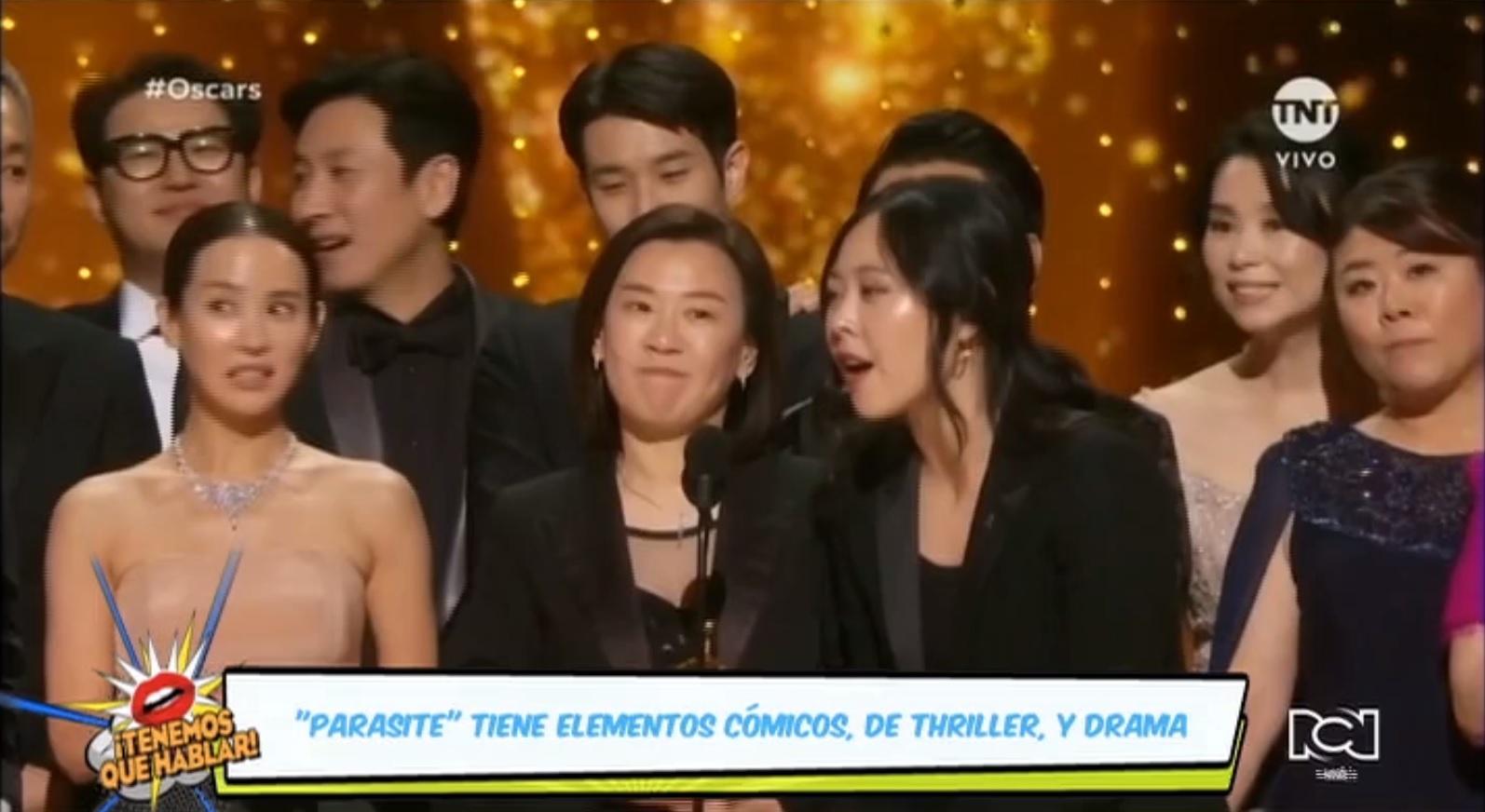 'Parasite' hizo historia en los Premios Óscar al ganar cuatro estatuillas