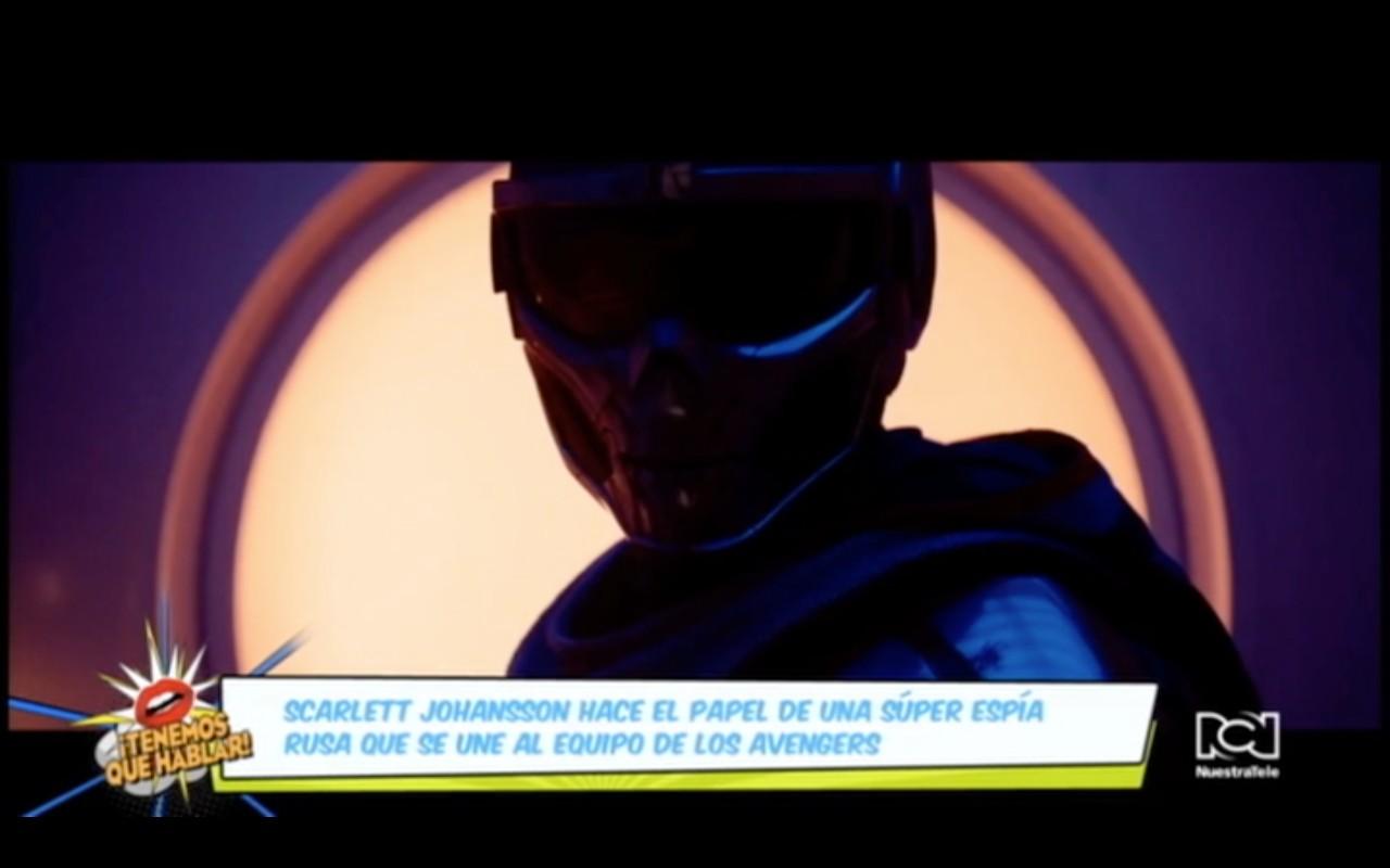 Black Widow llegará a salas de cine el próximo 1 de mayo
