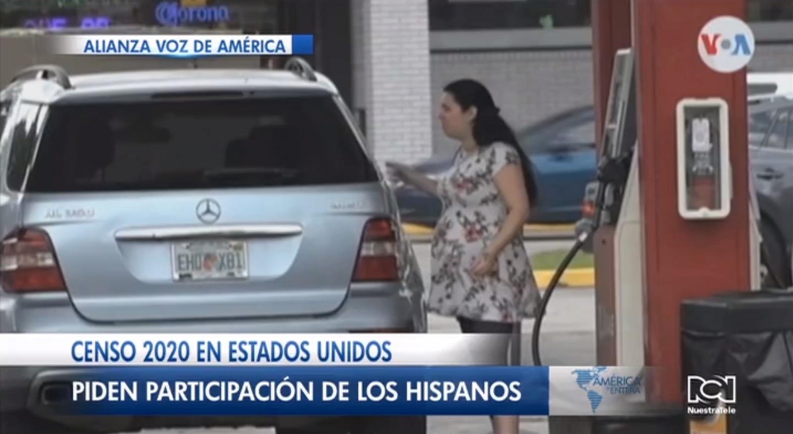 Organizaciones pro-inmigrantes invitan a los hispanos a participar en el censo 2020 en Estados Unidos