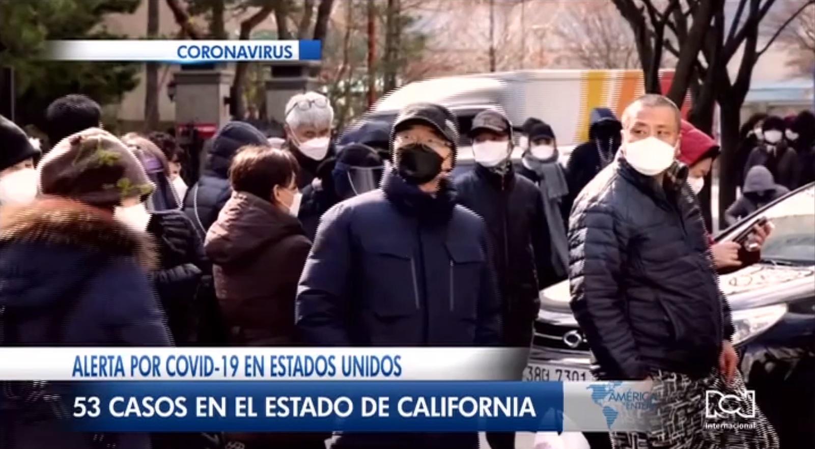 Estados Unidos elevó a 11 el número de muertos por coronavirus