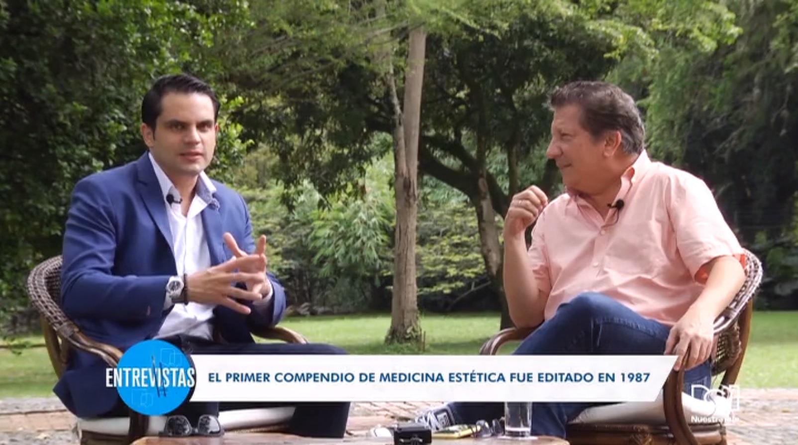"""""""Lo que más estamos haciendo son los hilos de PDO"""": David Jativa, especialista en medicina estética"""