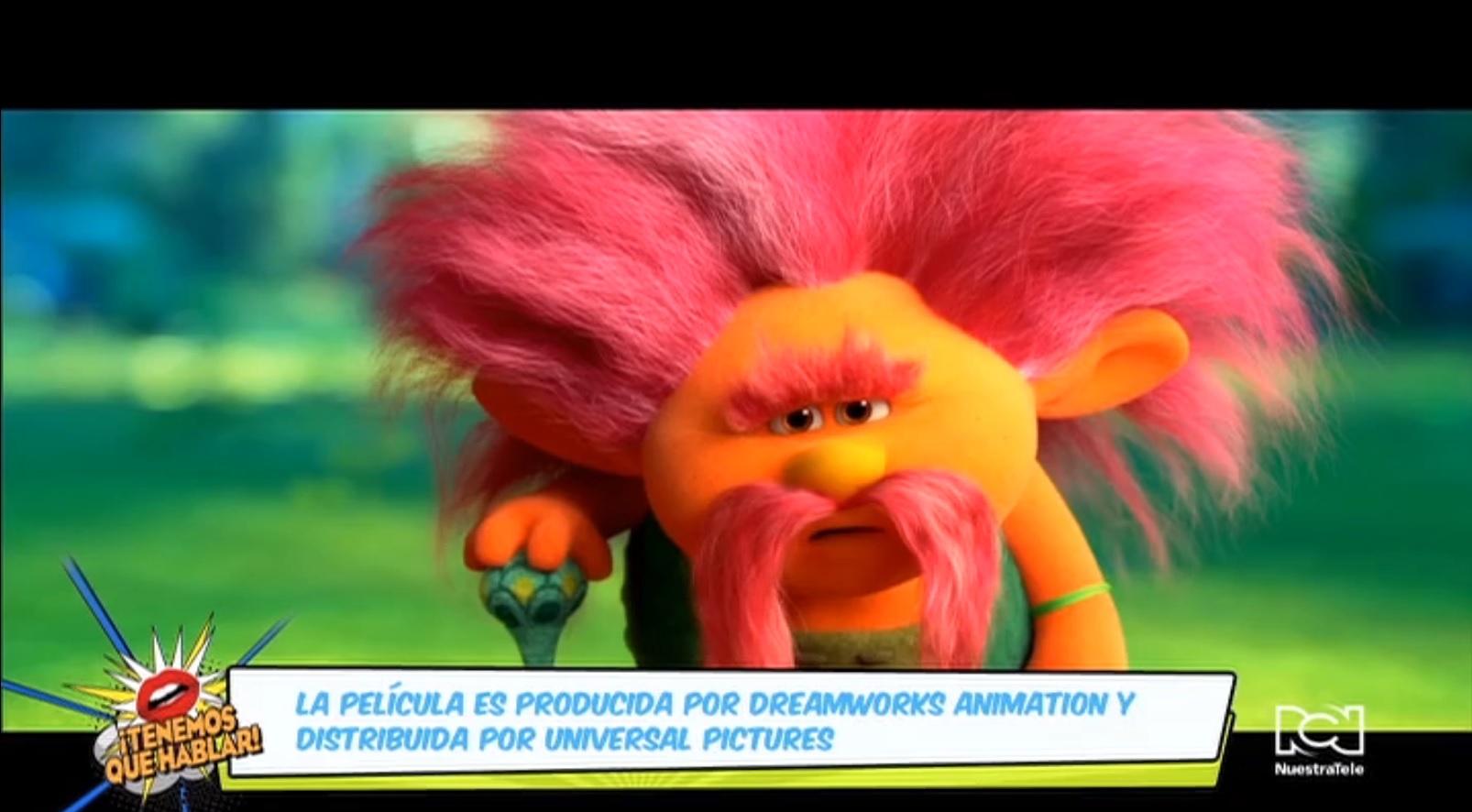 J Balvin hará parte del elenco de voces de la película animada 'Trolls World Tour' para América Latina