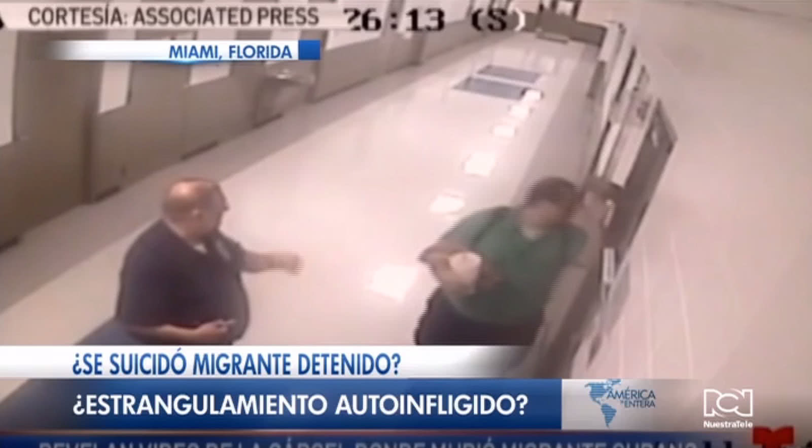 Investigan la muerte de un inmigrante cubano en un centro de detención de ICE en Luisiana
