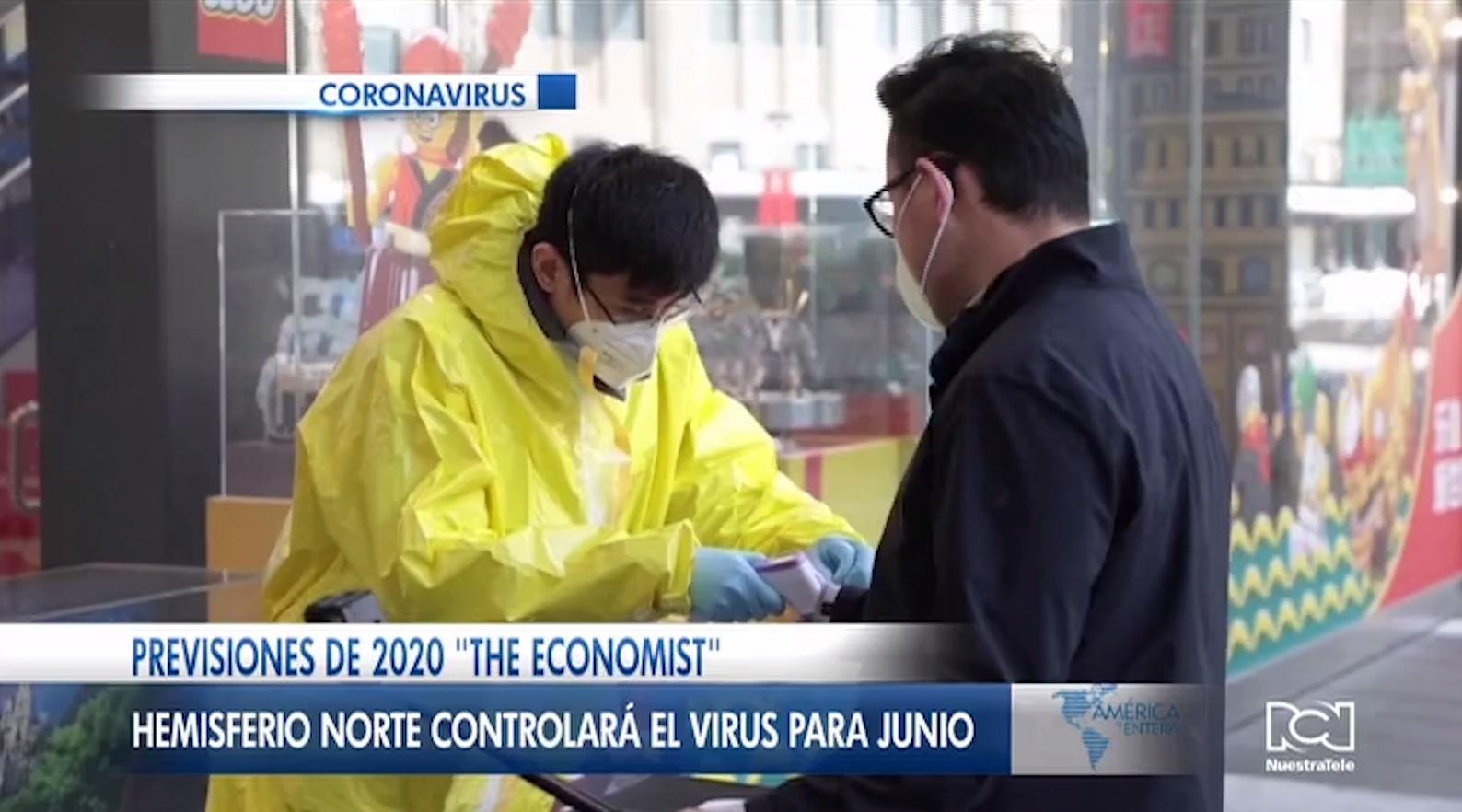 The Economist pronostica que impacto del coronavirus en la economía mundial será inminente