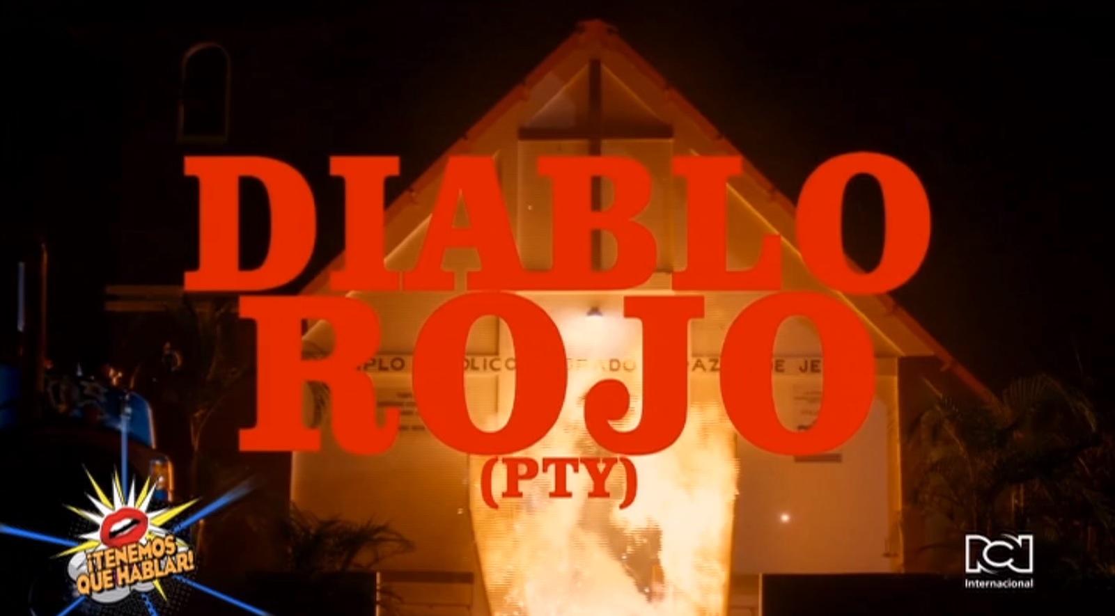 """""""Diablo Rojo PTY"""" ya está disponible en el catálogo de Amazon Prime"""