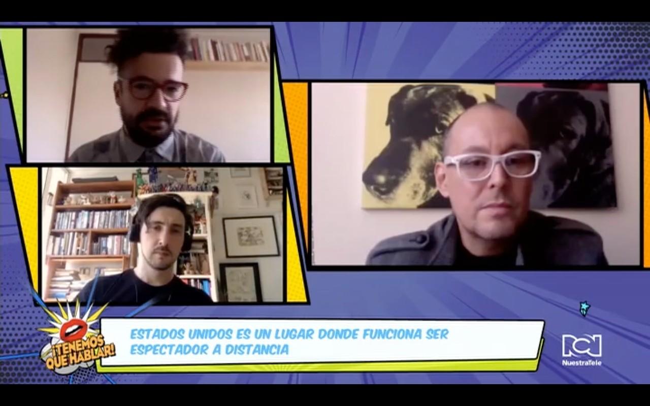 La Casa Lobo de Cristóbal León y Joaquín Cociña ya se proyecta en salas virtuales de Estados Unidos