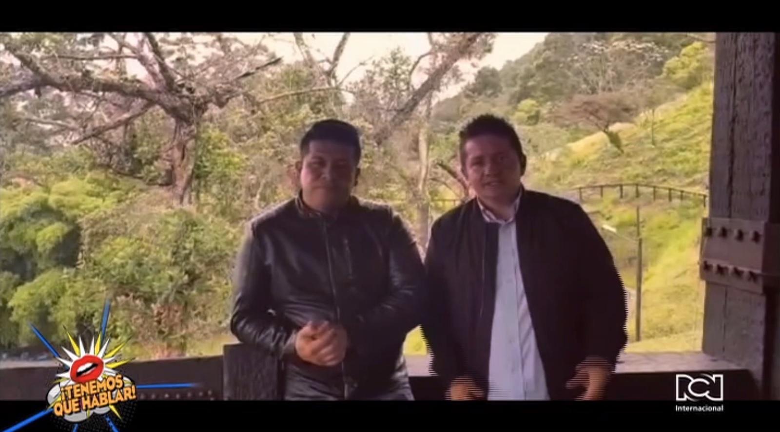 """Los caballeros de la cantina estrenaron el sencillo """"Cuatro botellas"""""""