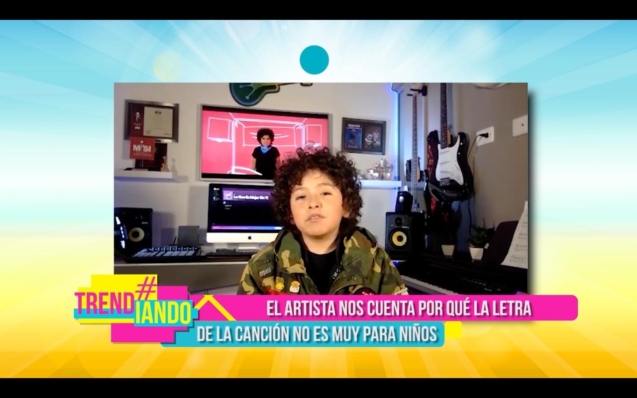 """Lukas Kaskas debuta en la industria de la música con el sencillo """"Lo que es mejor sin ti"""""""