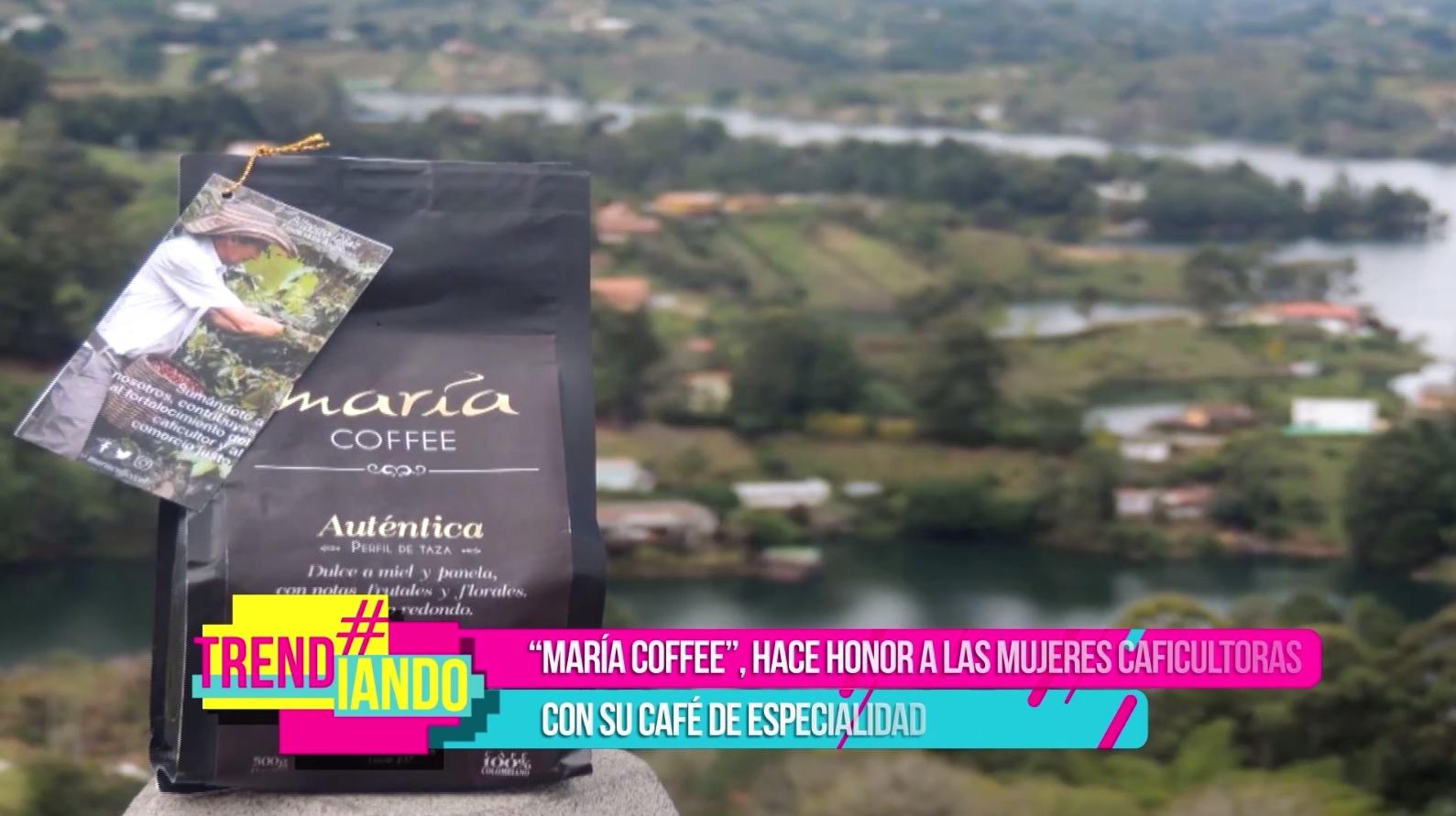 Te contamos todo lo que debes saber sobre los cursos virtuales para hacer el mejor café con María Coffee