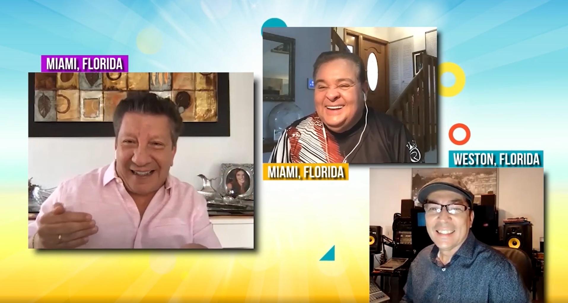 """Richie Ray y Sady Ramírez rinden homenaje a los trabajadores de la salud con el sencillo """"Héroes"""""""