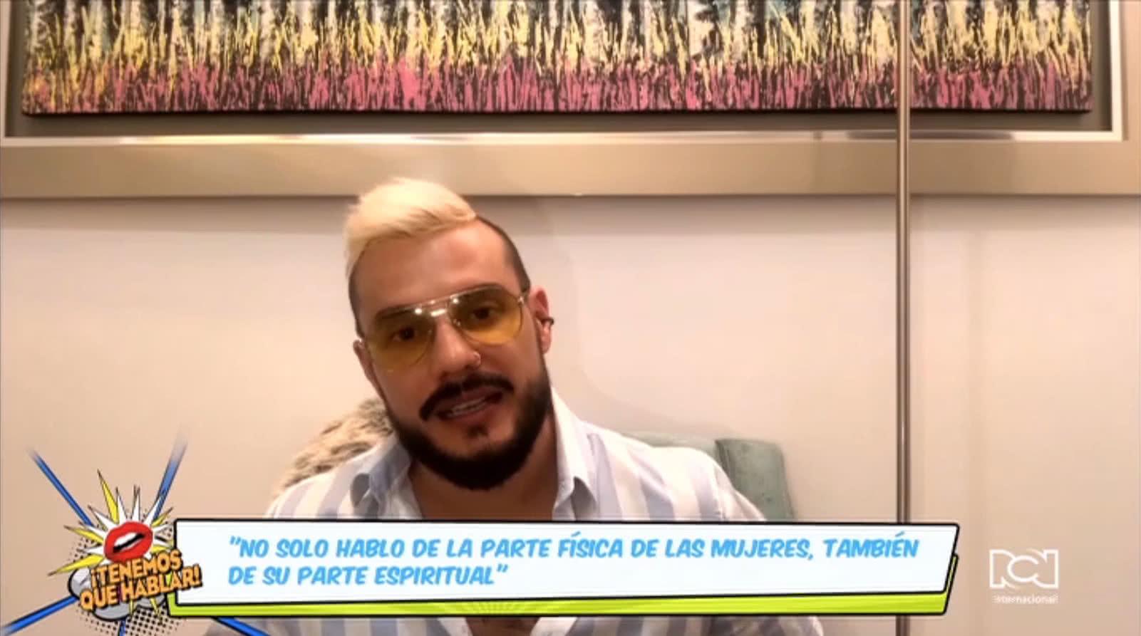 """Andrés Bará combinó el reggae con el pop para hacer el sencillo """"¿Quién no se enamora?"""""""