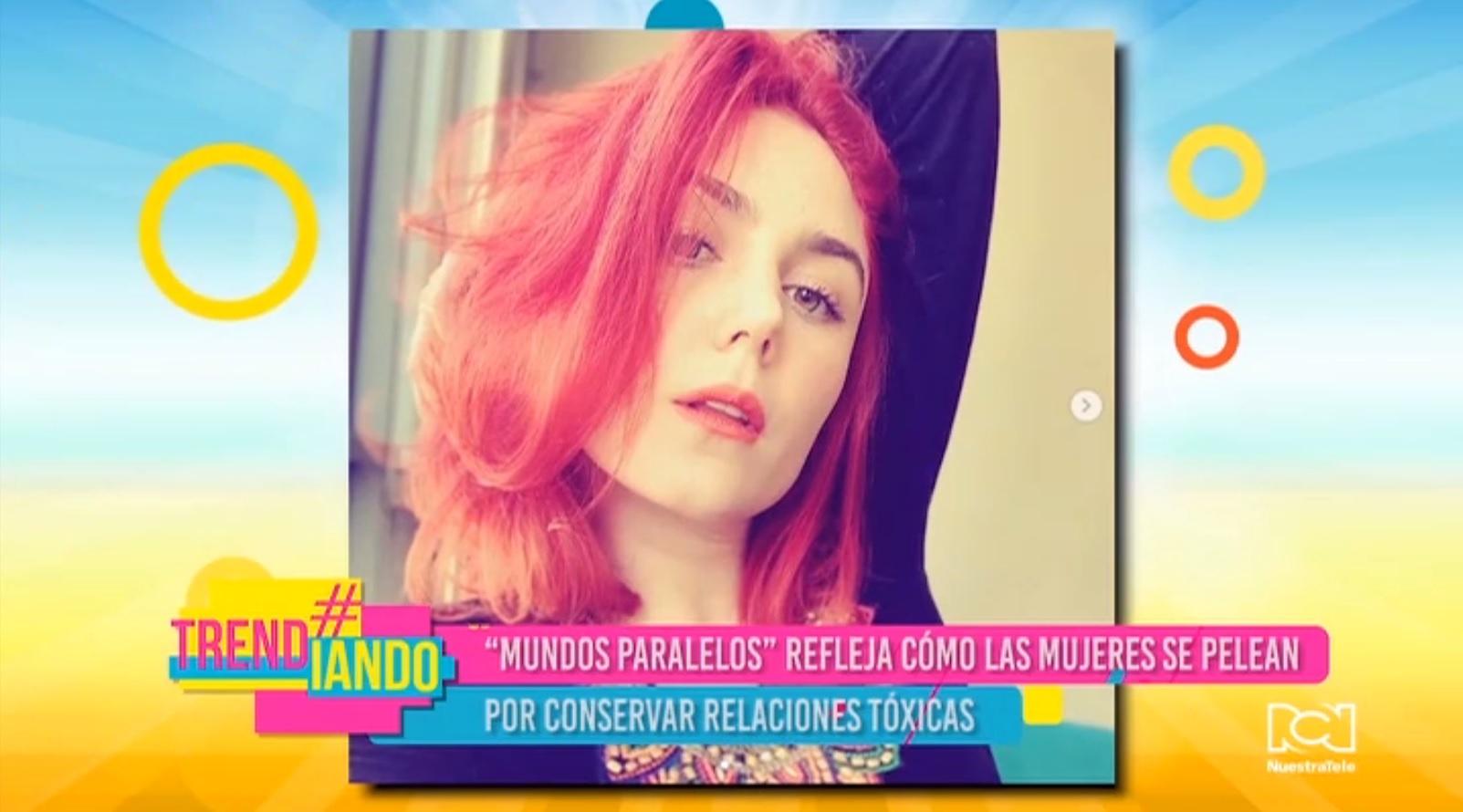 """Carolina López incursiona en el mundo de la música con el sencillo """"Mundos paralelos"""""""
