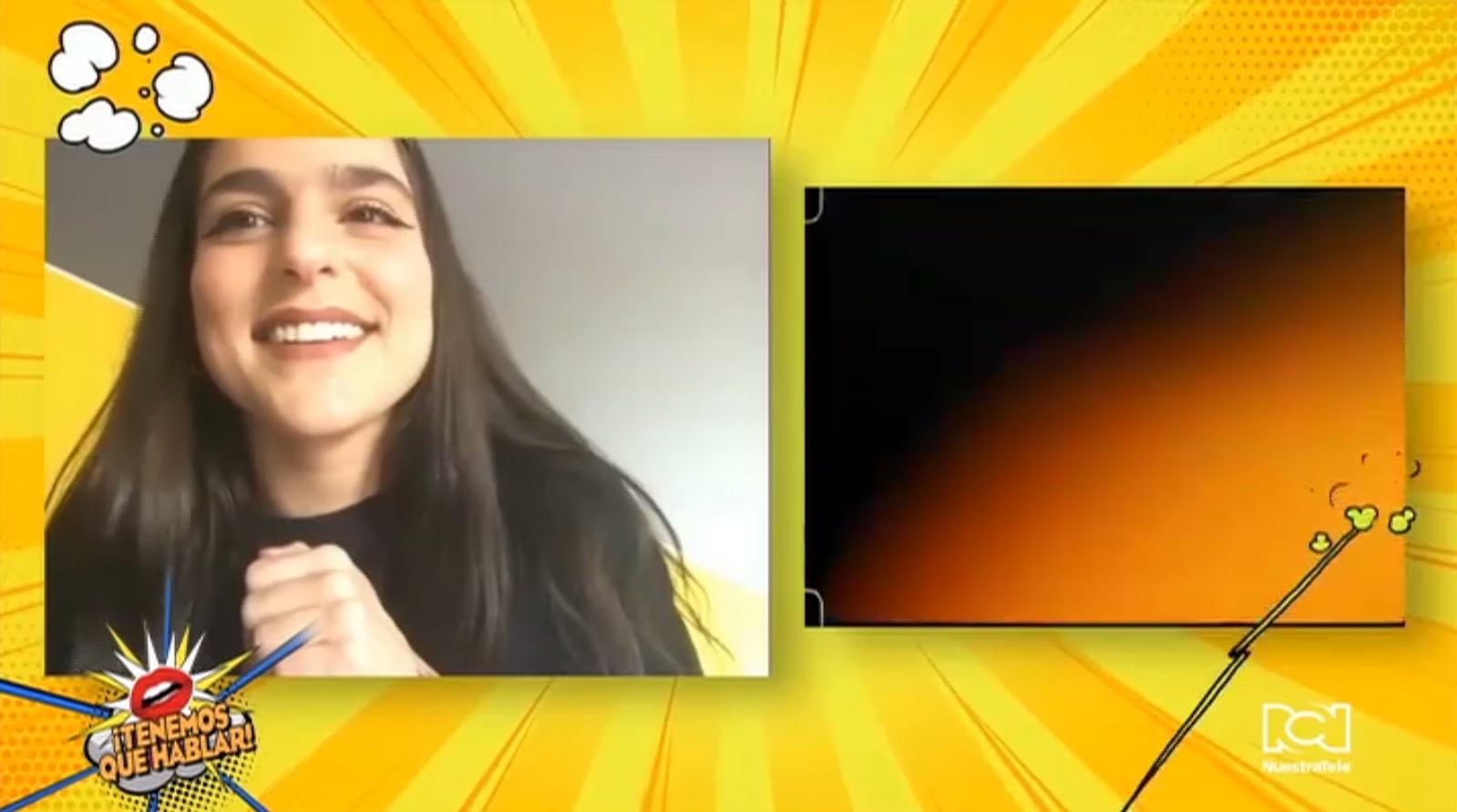 """""""Es una canción que celebra lo lindo del amor"""": Delfina Dib sobre el sencillo Mirarte"""