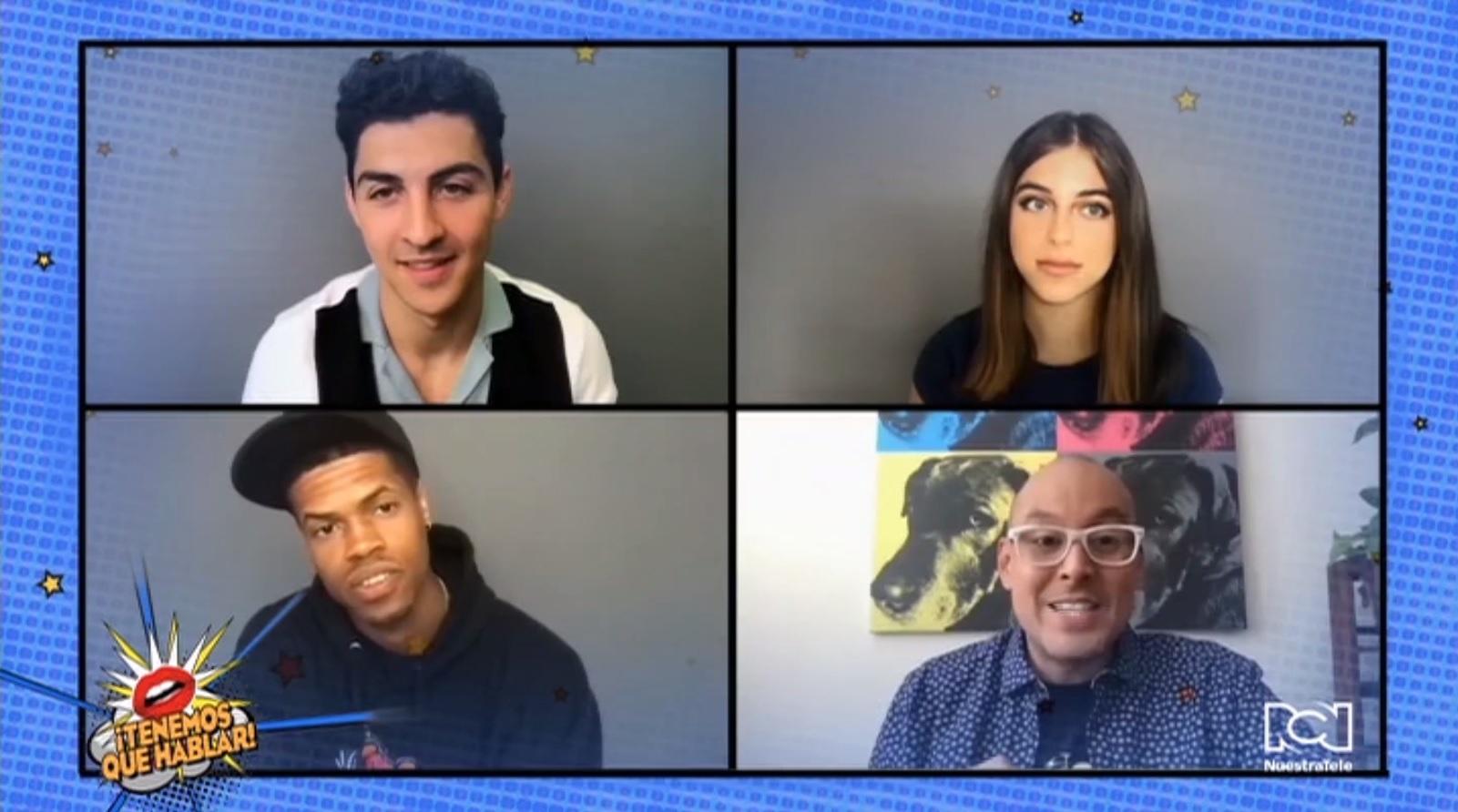 """Anfitriones de """"Disney Fam Jam"""" cuentan qué es lo mejor de su trabajo en la serie de Disney Channel"""