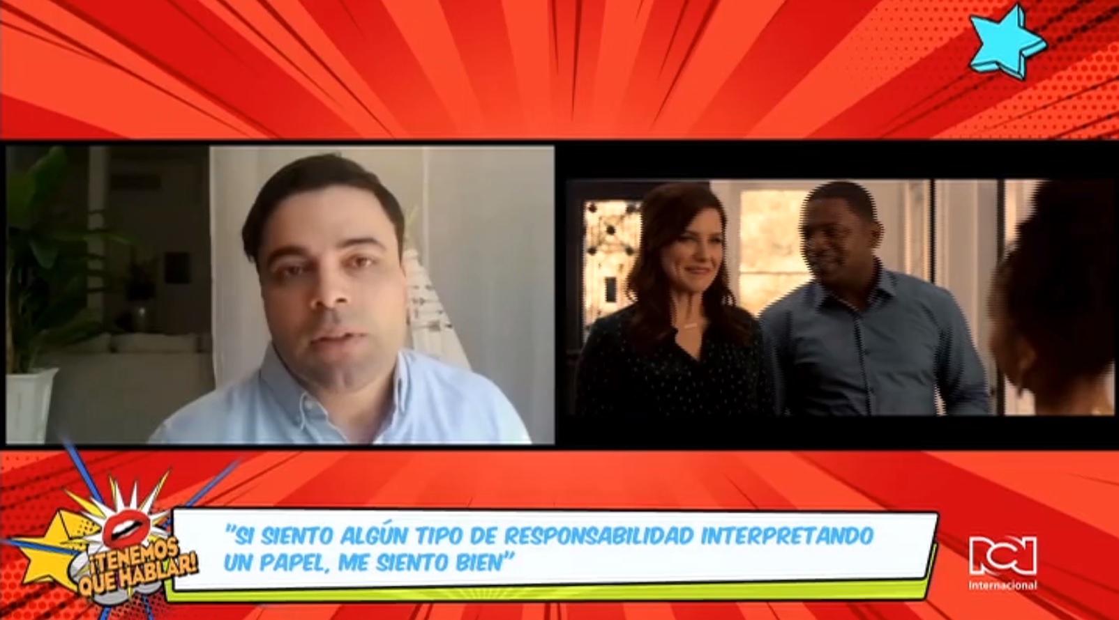 """James Martínez resaltó el aporte del talento latino en la serie """"Love, Victor"""" de Hulu"""
