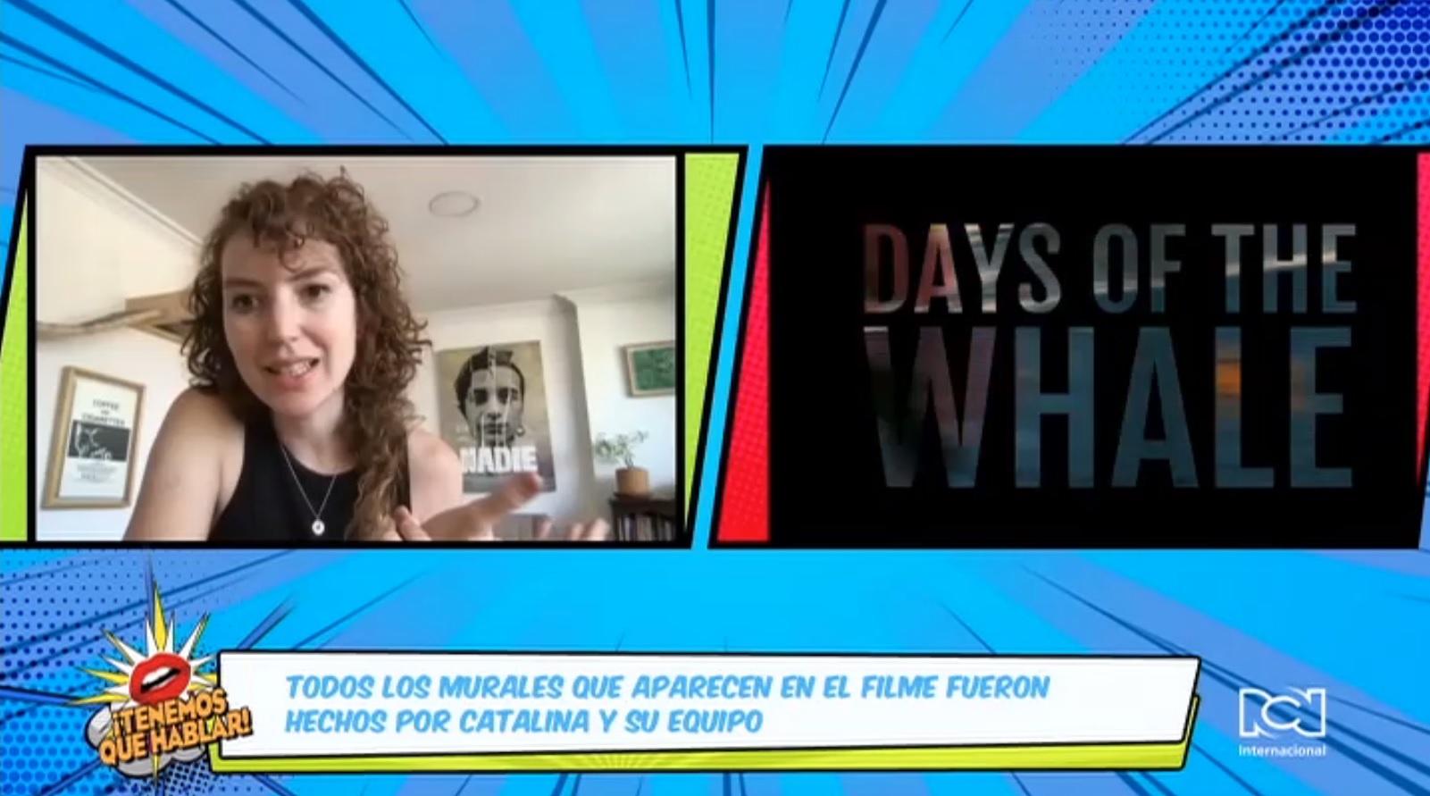 """Universo visual de la película colombiana """"Los días de la ballena"""" llega hoy a Estados Unidos gracias a Outsider Pictures"""