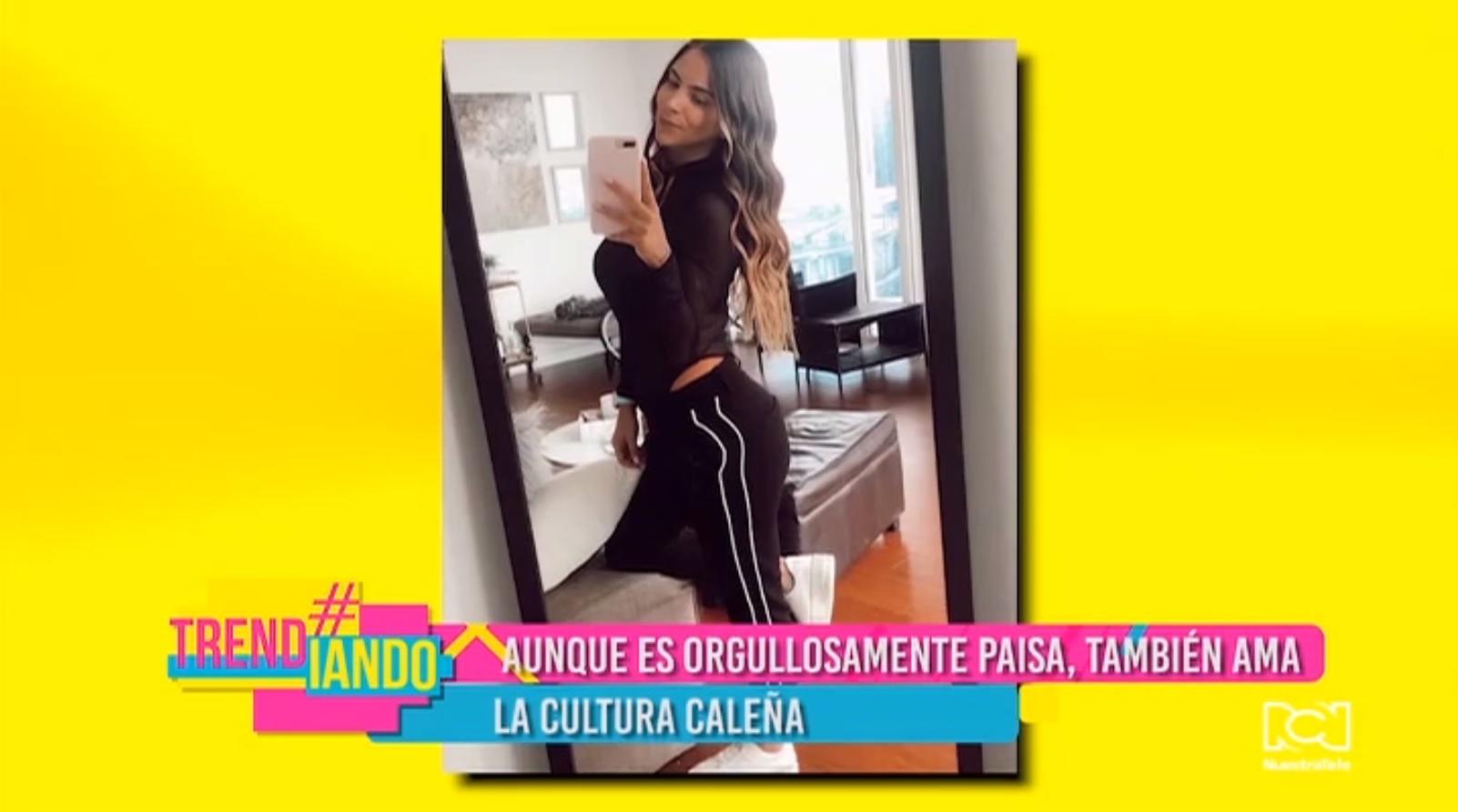 "Manuela Vélez en ""I am colombian"""