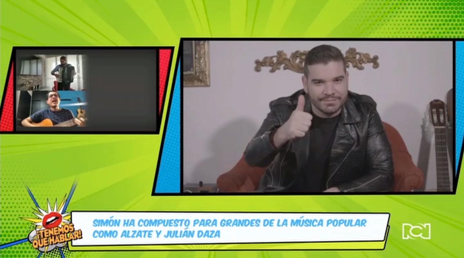 """Simón Vauri debuta como cantante con el sencillo """"Mensaje de WhatsApp"""""""