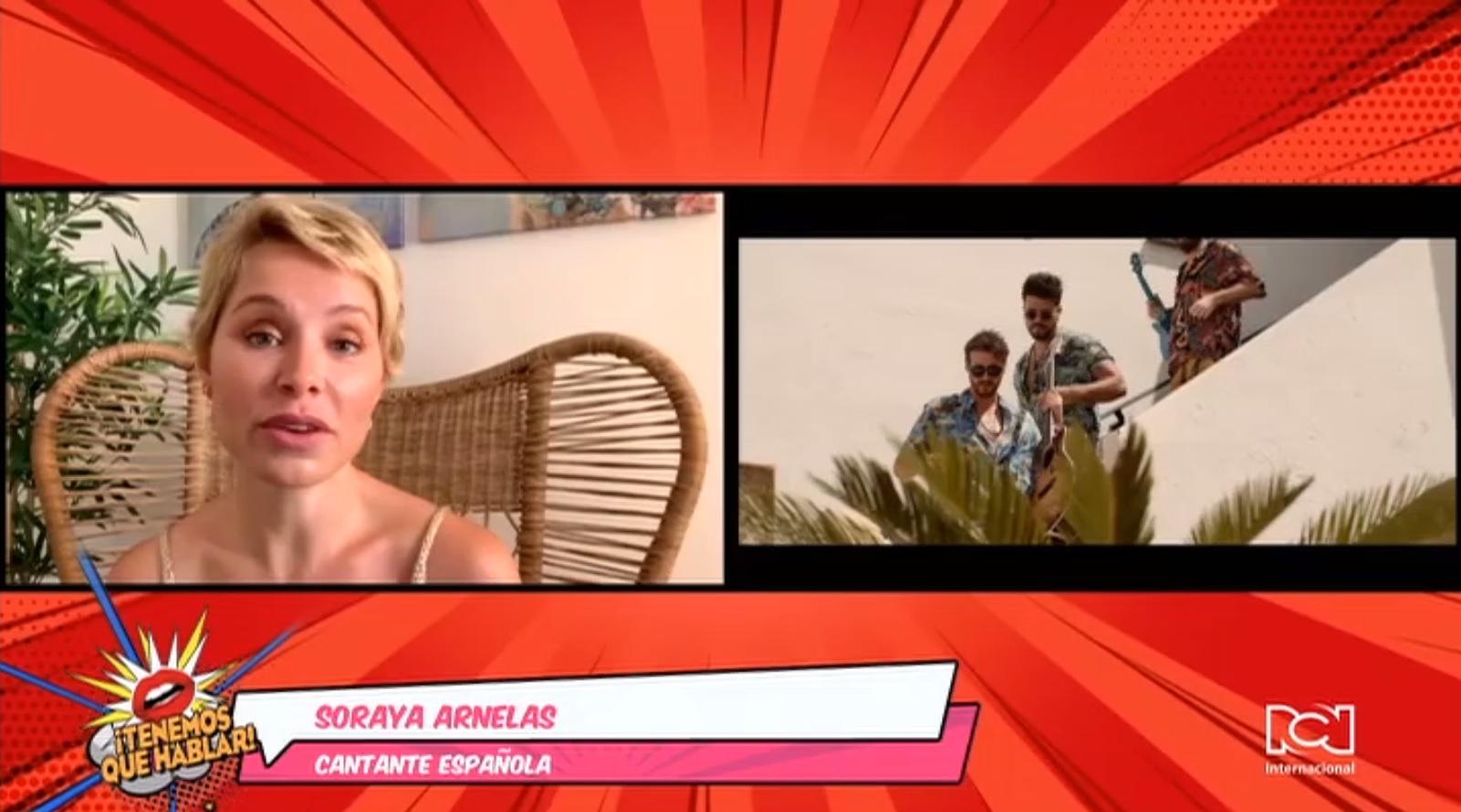 """Soraya Arnelas y Bombai presentan el hit """"Lo nuevo"""""""