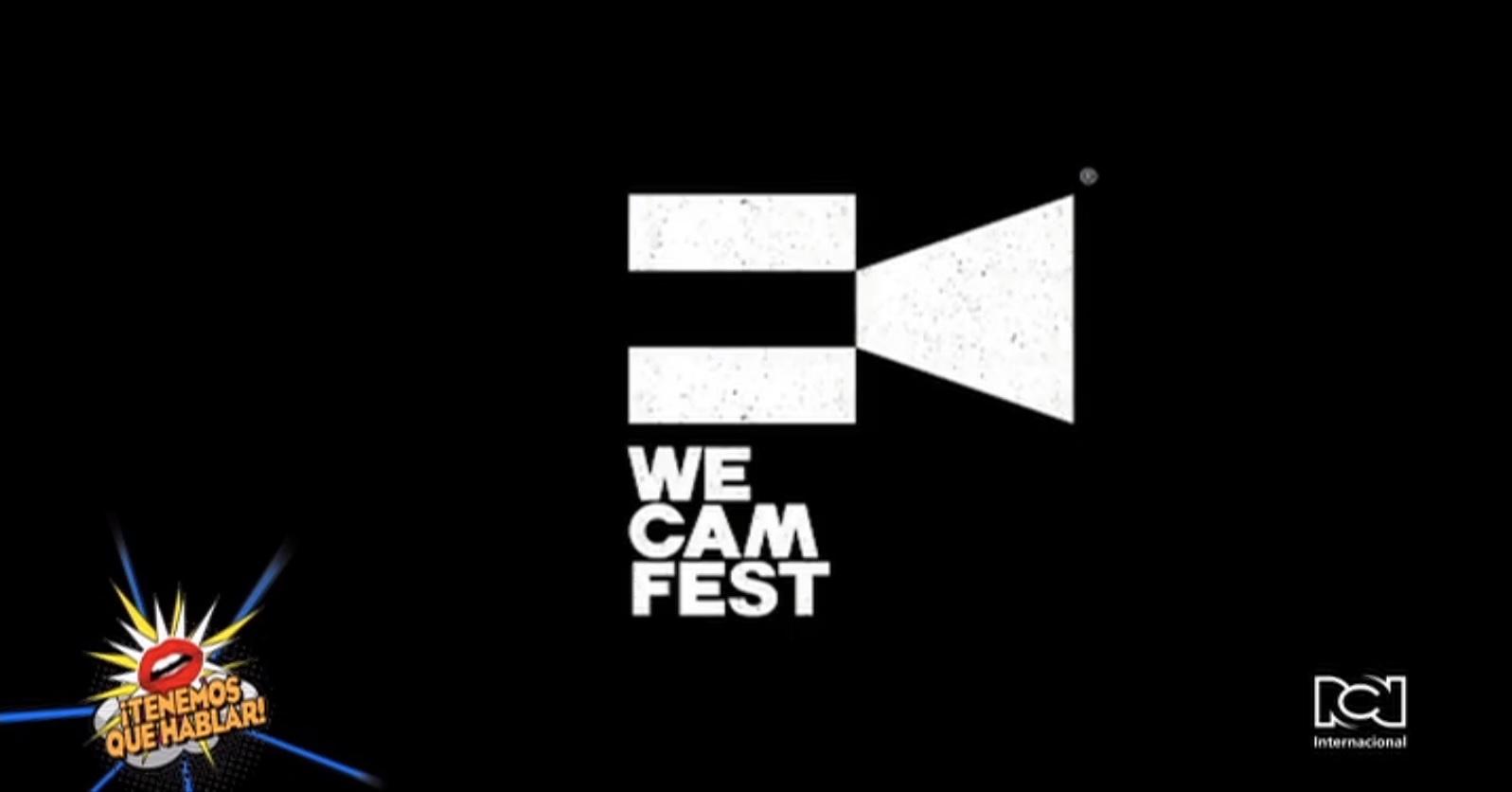 """Del 26 de noviembre al 3 de diciembre se celebrará el """"We Cam Fest"""""""