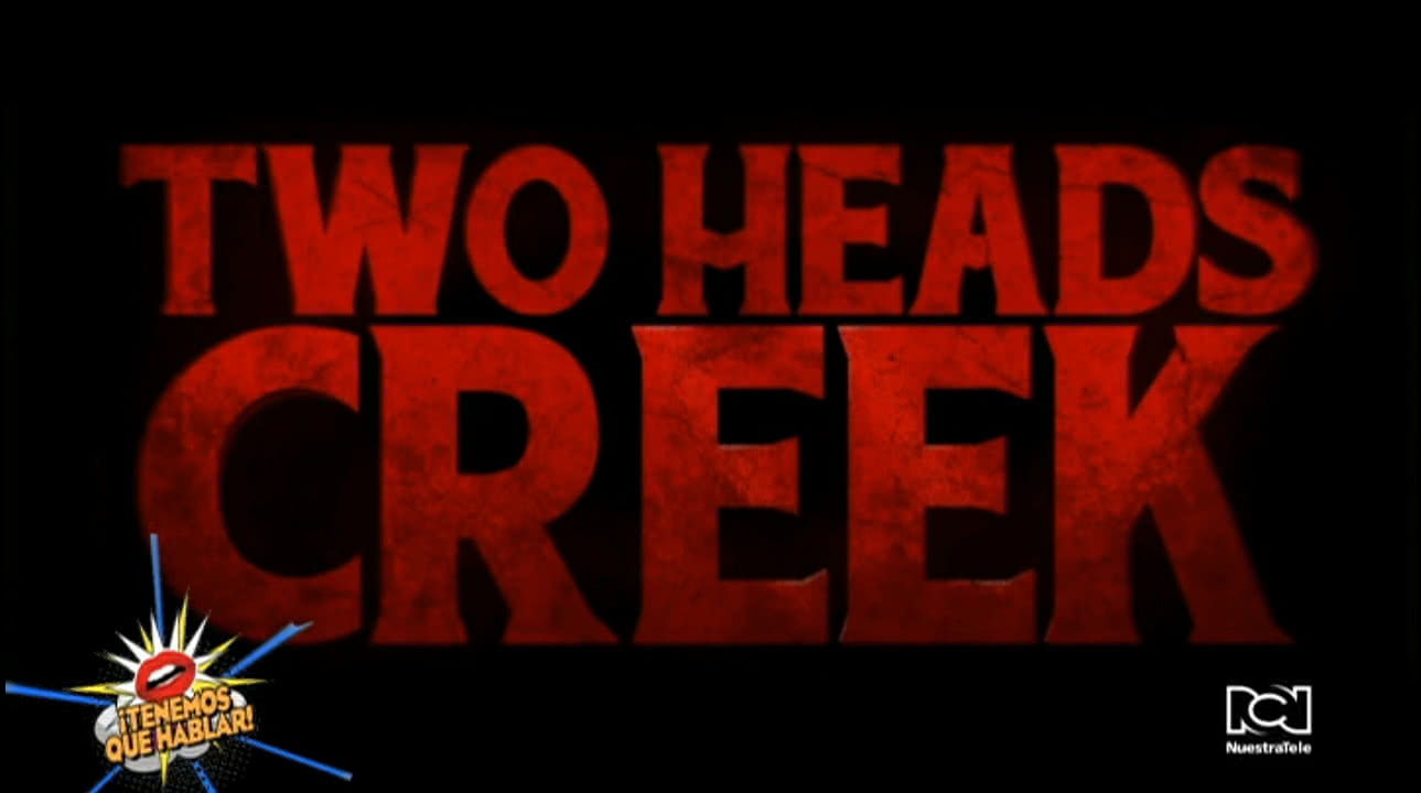 """Two Heads Creek"" ya está disponible bajo demanda gracias a The Horror Collective"