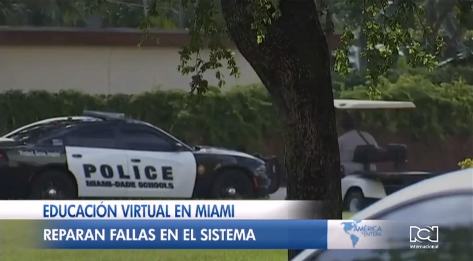 Ciberataque al sistema escolar público de Miami