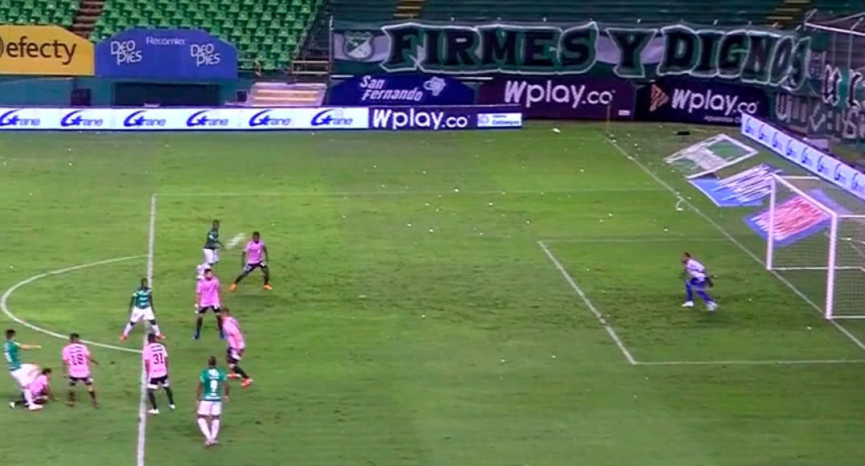 Liga BetPlay Dimayor, Cúcuta Deportivo vs. Deportivo Cali