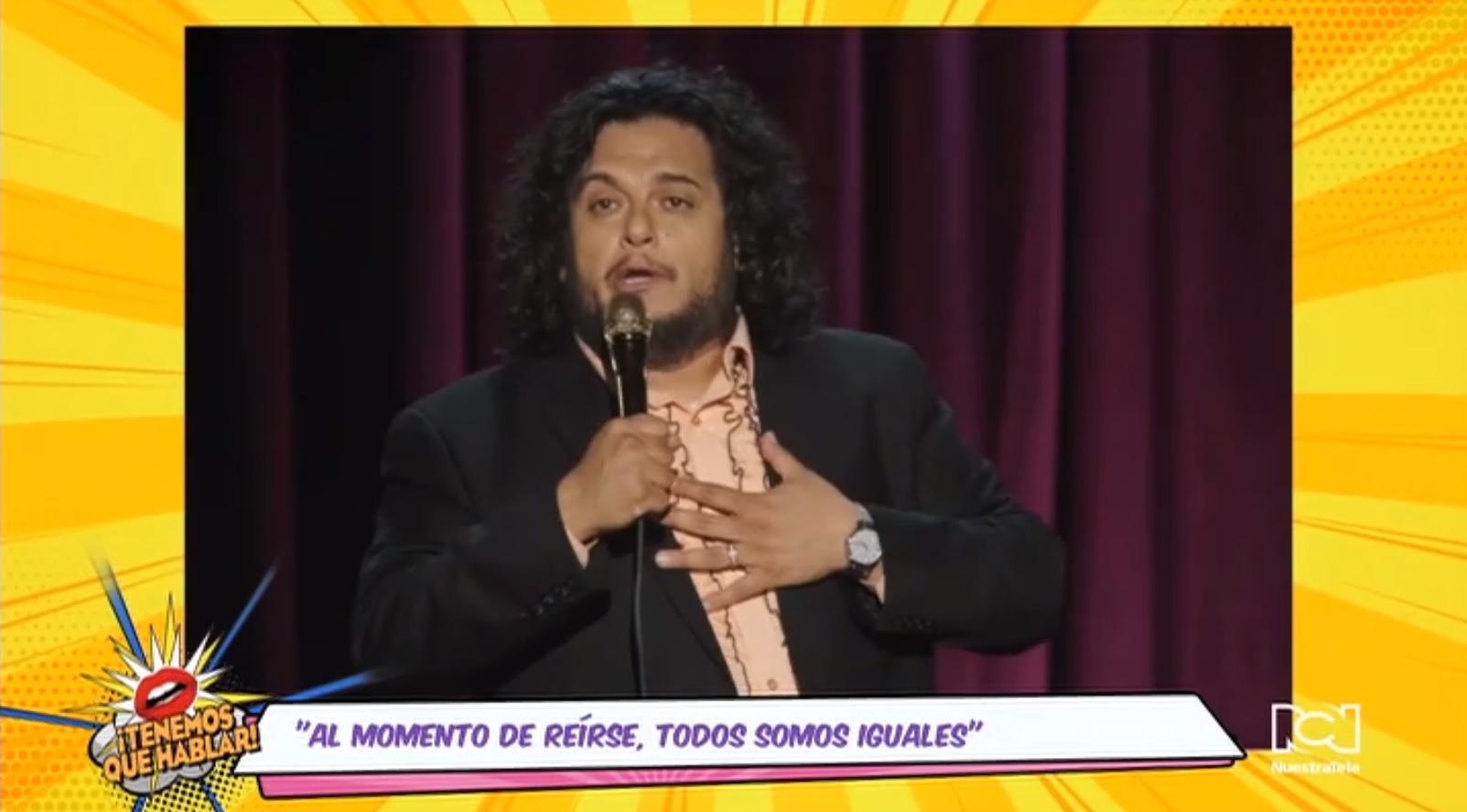 Felipe Esparza se convirtió en el primer artista en lanzar dos stand-up comedy en Netflix en inglés y español