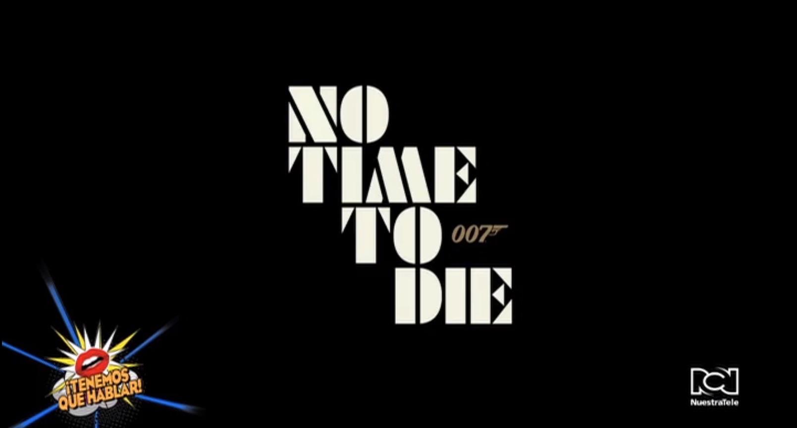 """Universal Pictures publicó el espectacular tráiler de la nueva película de James Bond """"No Time To Die"""""""