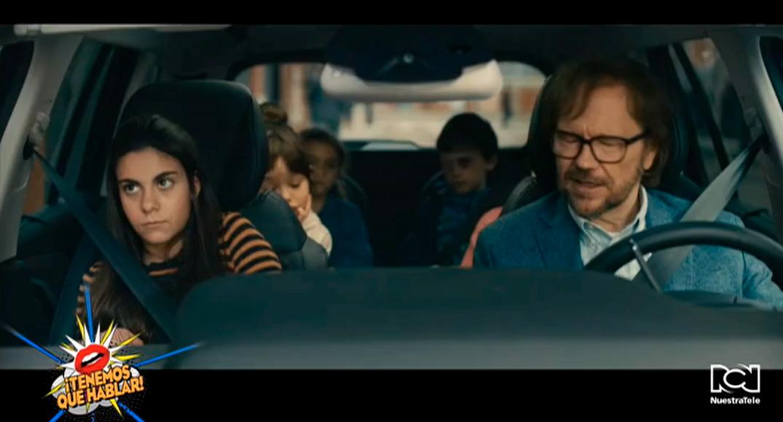 Padre no hay más que uno, es la nueva comedia de Sony sobre un padre que debe encargarse de sus cinco hijos