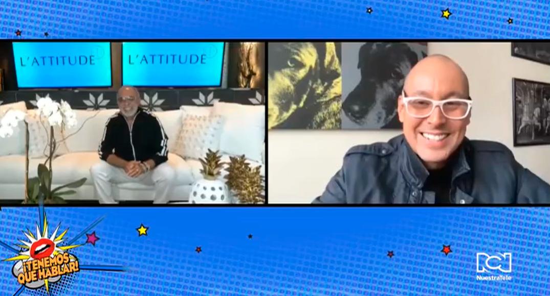 Emilio Estefan compartió detalle sobre el evento L'attitude