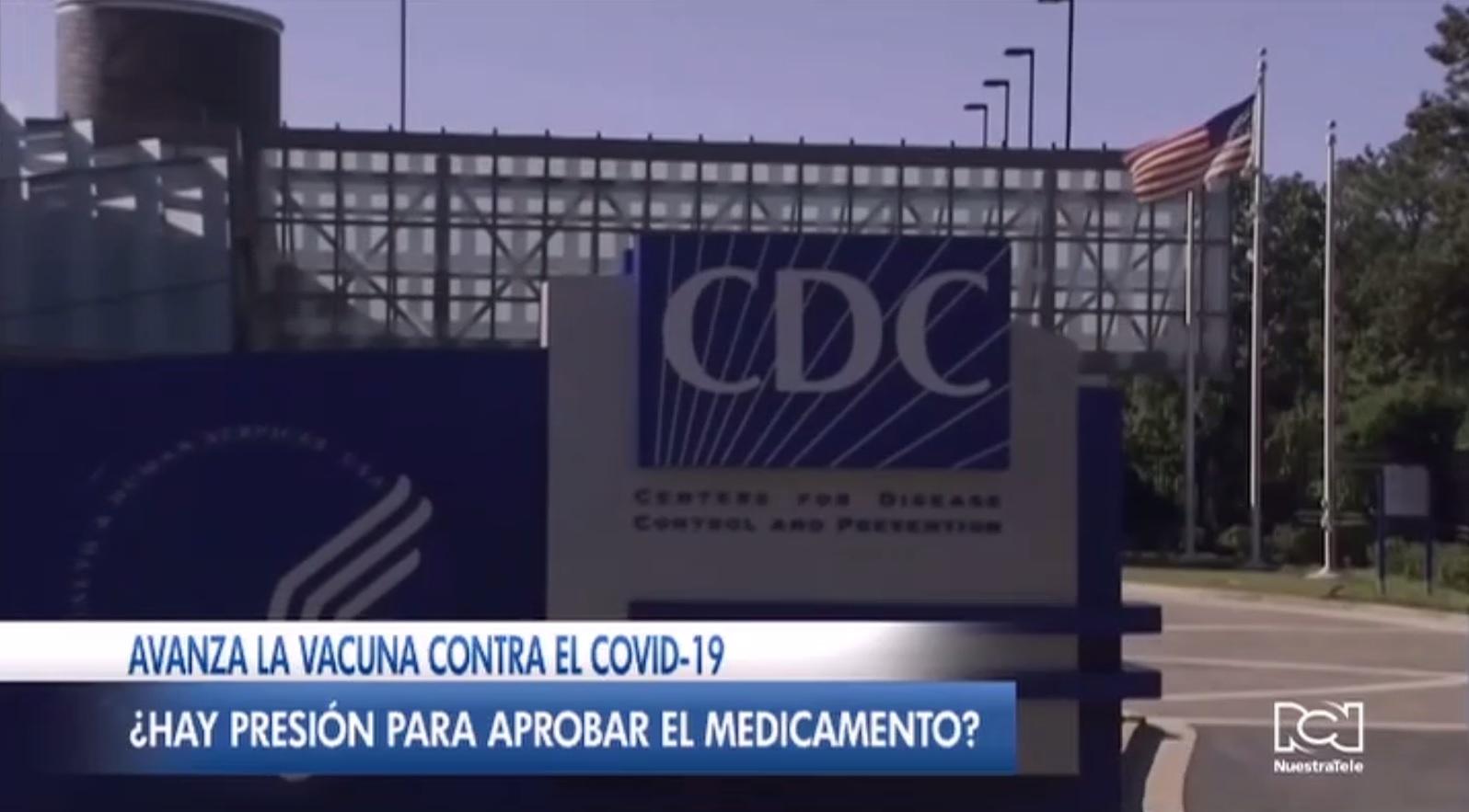 ¿Hay presión para aprobar la vacuna contra el Covid-19 en Estados Unidos?