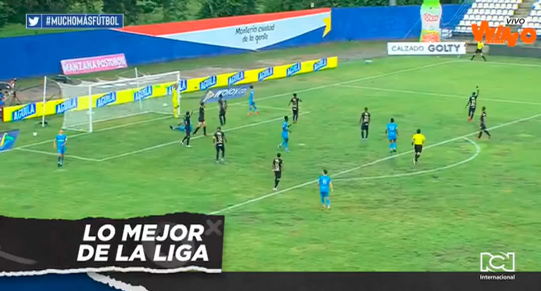 Sin goles terminó partido entre Deportivo Cali y Jaguares