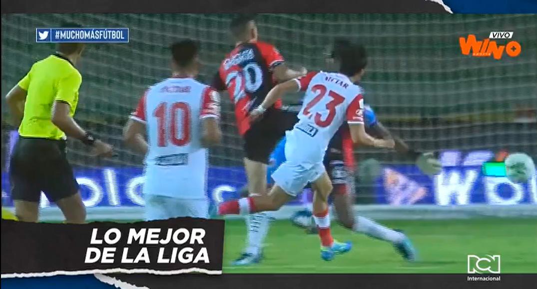Santa Fe remonta ante Cúcuta y sigue invicto tras el parón en la Liga BetPlay 2020