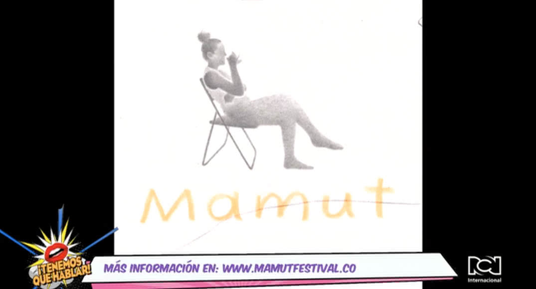 El festival de memoria audiovisual Mamut, esta disponible