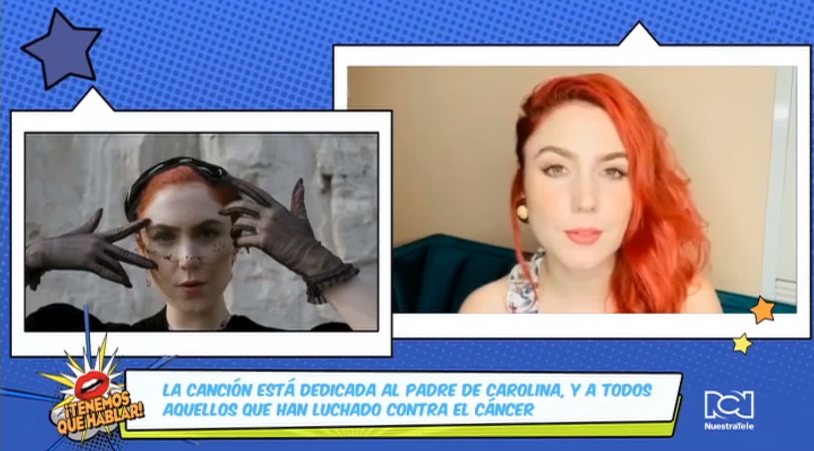 """Carolina López le rinde un homenaje a su padre con el sencillo """"Héroe"""""""