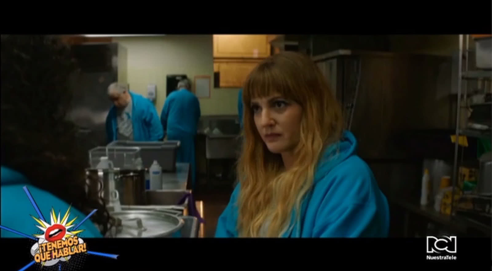 """Drew Barrymore interpreta a una actriz y a la doble de esta en la película """"Stand-In"""""""