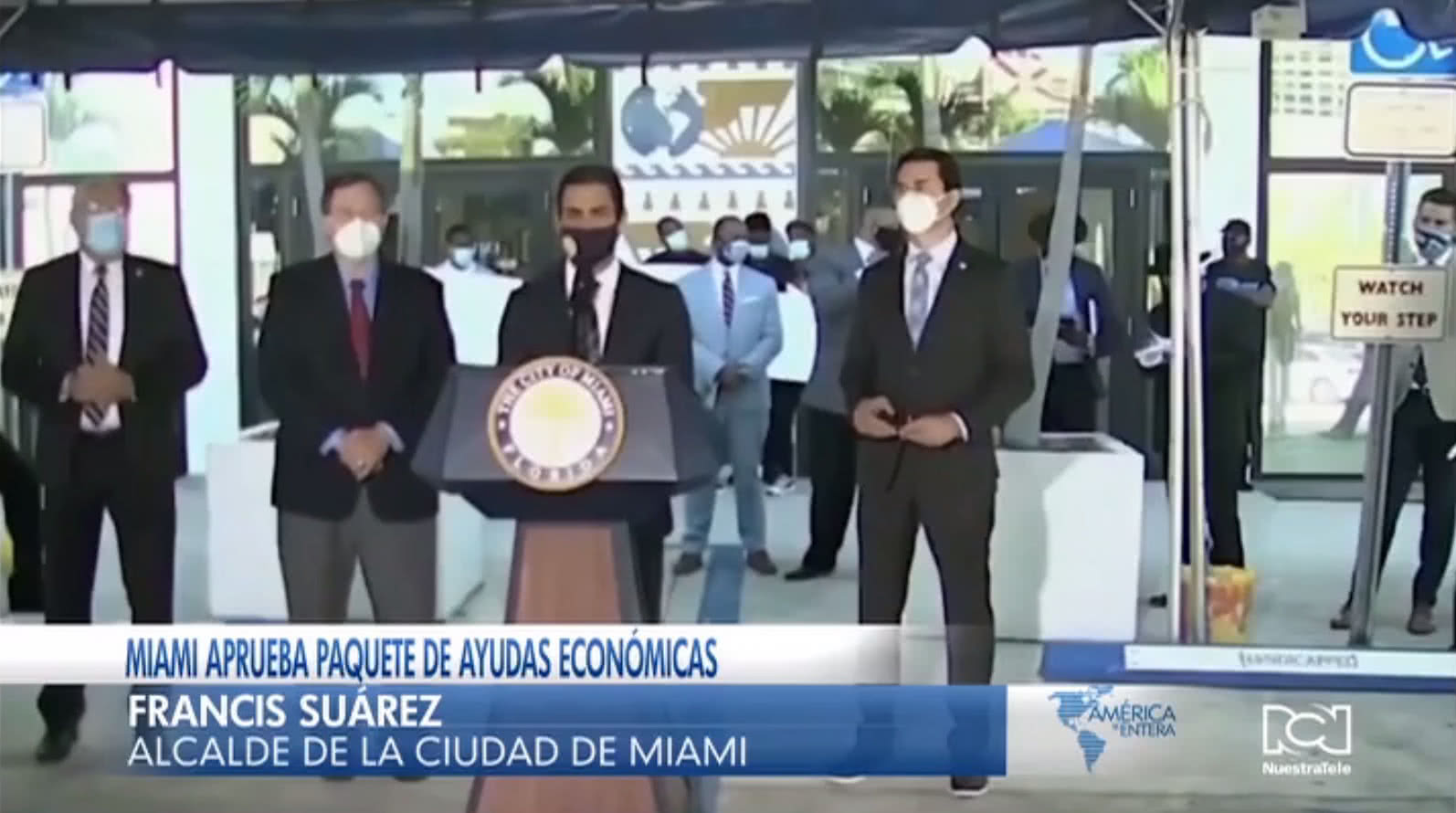 Miami aprueba millonario paquete de ayudas para residentes y negocios afectados por la pandemia