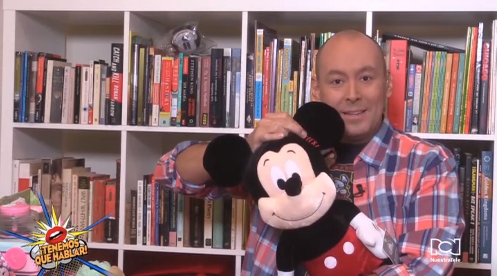 """The Walt Disney Company lanzó un especial de Mickey Mouse para celebrar su aniversario con """"The Make a Wish Foundation"""""""