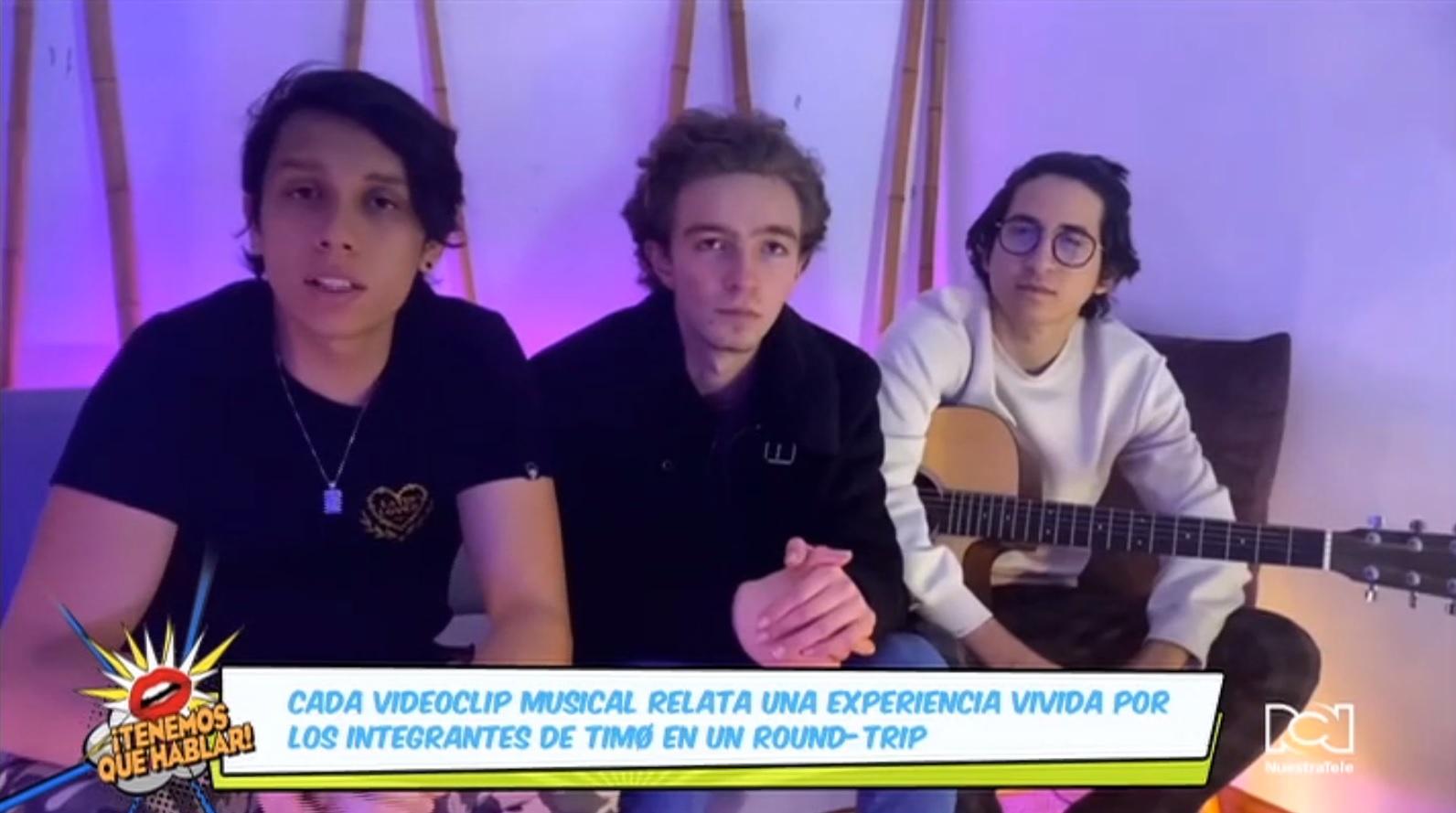 """""""Algo Diferente"""" es el nuevo sencillo de la banda colombiana Timo"""