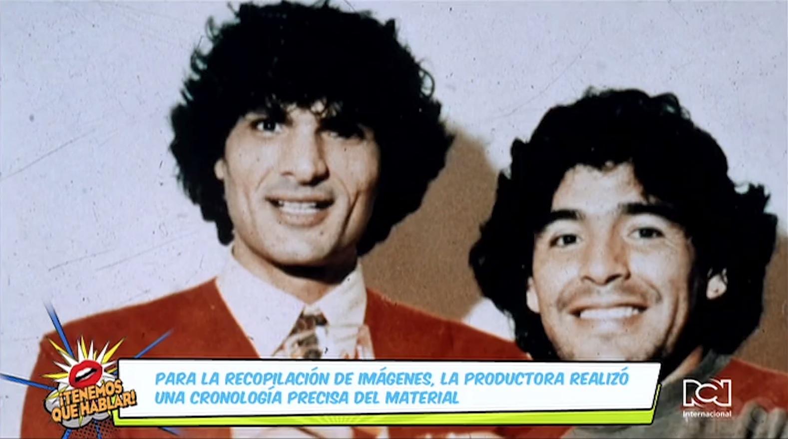 Productora colombiana Lina Caicedo contó cómo fue hacer el documental Diego Maradona