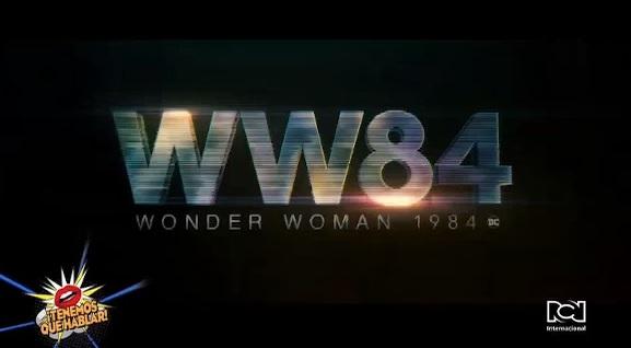 Wonder Woman 1984 se estrenará en salas y HBO Max este 25 de diciembre