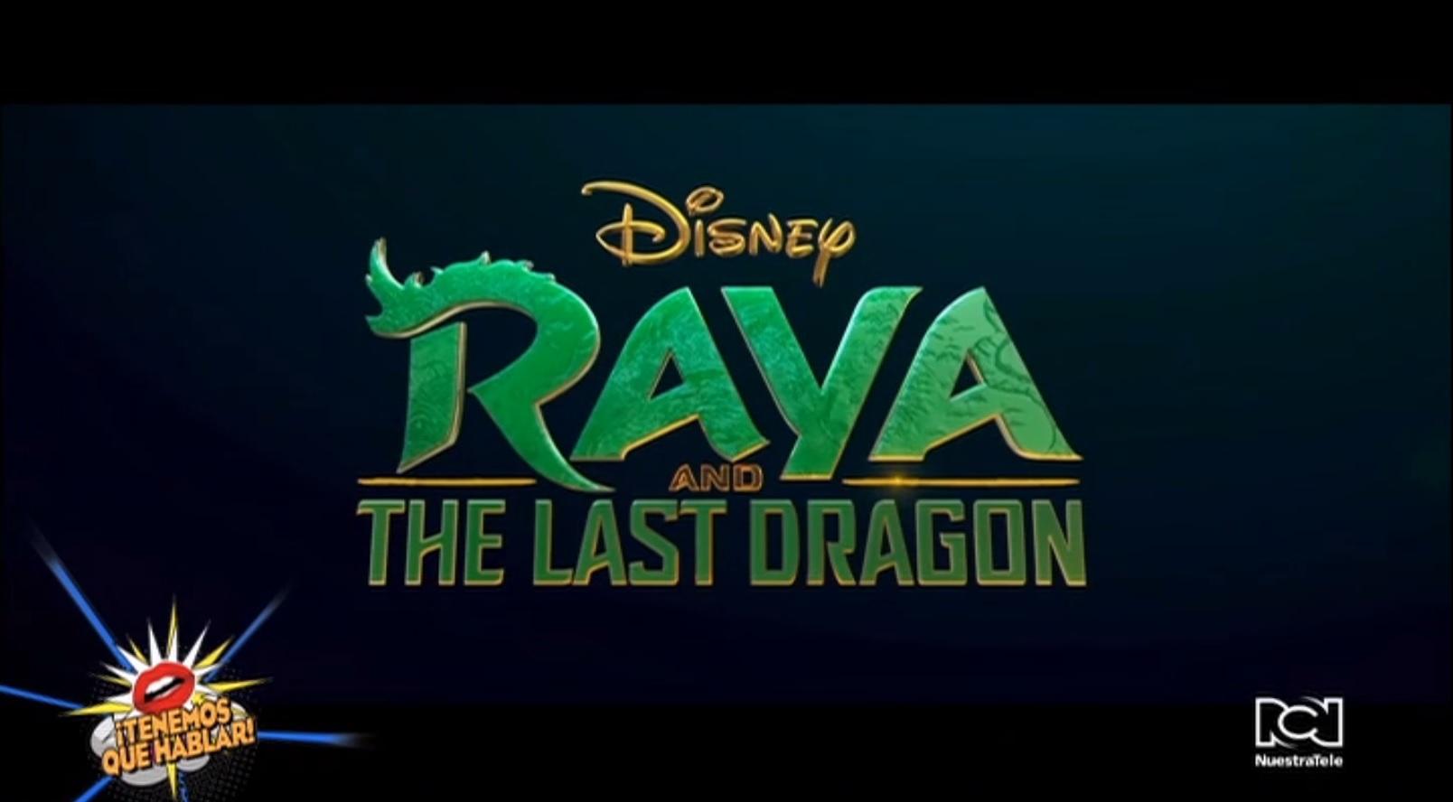 """Walt Disney Animation Studios estrenará este 5 de marzo la película """"Raya y el Último Dragón"""""""
