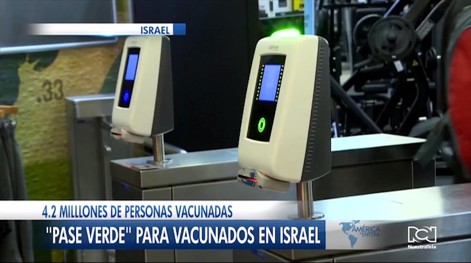 Índice de muertes por Covid-19 cae un 98,9% en Israel gracias a la vacuna de Pfizer y BionTech