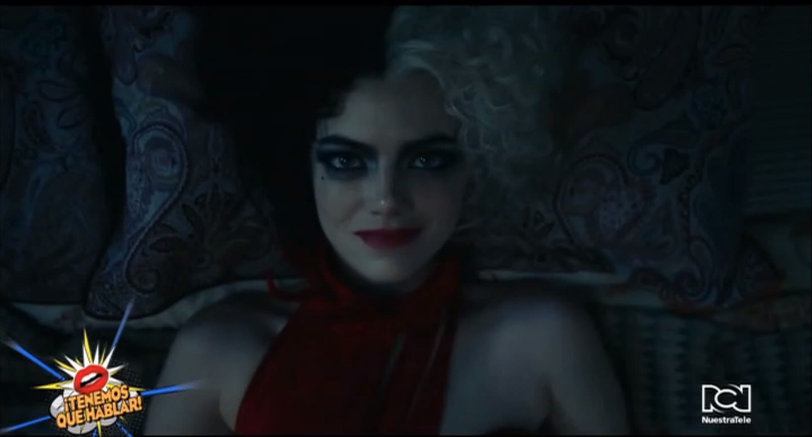 "Walt Disney Studios Motion Pictures estrenó un nuevo tráiler de ""Cruella"""
